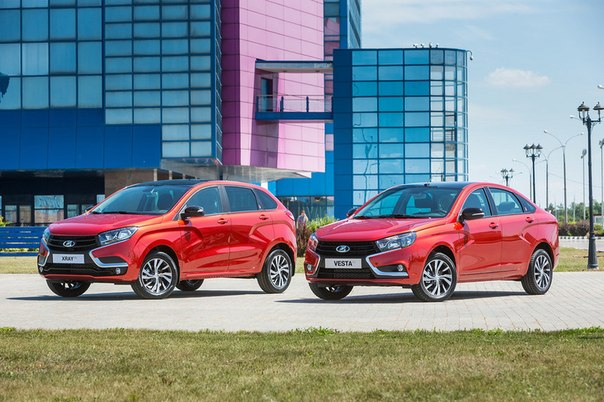Lada 2012 – 2019 годы: рост доли рынка